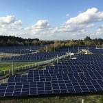2015年4月 東金市 野立て太陽光発電施工事例を更新しました。
