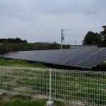 2016年6月 千葉県山武市松尾町高富 野立て太陽光発電施工事例を更新しました。