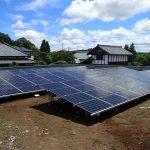 2016年6月 千葉県千葉市若葉区 野立て太陽光発電施工事例を更新しました。