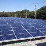 2014年10月 茂原市 野立て太陽光発電施工事例を更新しました。