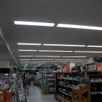 2012年3月 東京都江東区 スーパーマーケット 店舗内全LED化工事