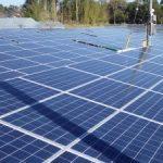 2014年10月 長生郡 野立て太陽光発電施工事例を更新しました。