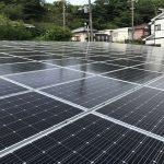 2018年4月 千葉県市原市 太陽光発電所施工工事例を更新しました。
