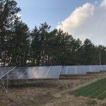 2019年4月 山梨県酒田市太陽光発電所施工工事例を更新しました