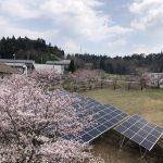 2019年4月 岩手奥州市太陽光発電所施工工事例を更新しました