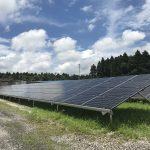 2018年5月 千葉市若葉区太陽光発電所施工工事例を更新しました。
