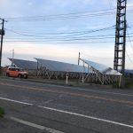 2019年4月 新潟県新潟市太陽光発電所施工工事例を更新しました