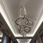 2019年7月 東京ホテルオークラLEDデザイン照明の施工例を更新しました