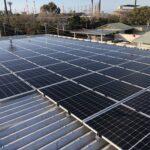 "<span class=""title"">2021年2月『千葉県市原市製造施設 蓄電池付 自家消費型太陽光工事』施工事例を更新しました。</span>"